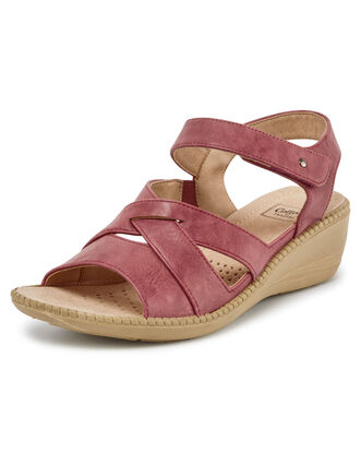 Flexisole Crossover Sandals