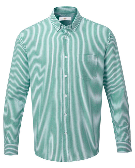 Long Sleeve Classic Oxford Shirt