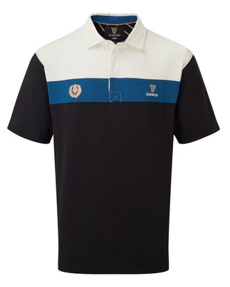 Guinness Short Sleeve Scotland Rugby Shirt