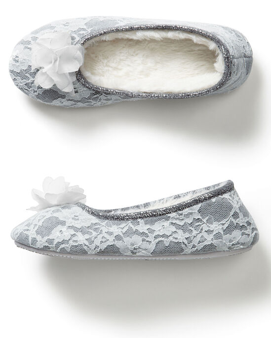 Lace Slippers