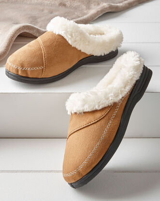 Plush Lined Clogs