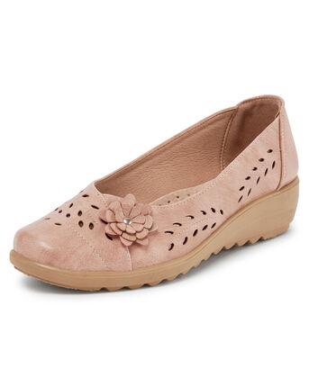 Flexisole Cut Out Flower Shoes