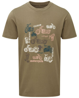 Bike Explorer T-shirt