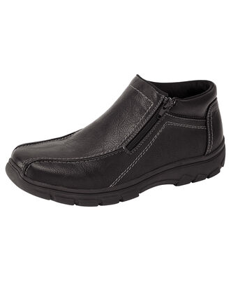 Cushion Comfort Easy Fit Boots