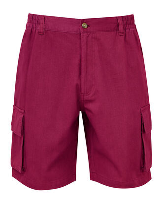 Light Berry Cargo Comfort Shorts