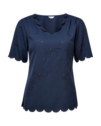 Occasion Embroidered Top