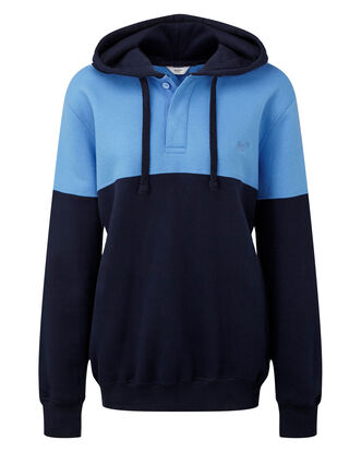 Navy Super Soft Hooded Sweatshirt