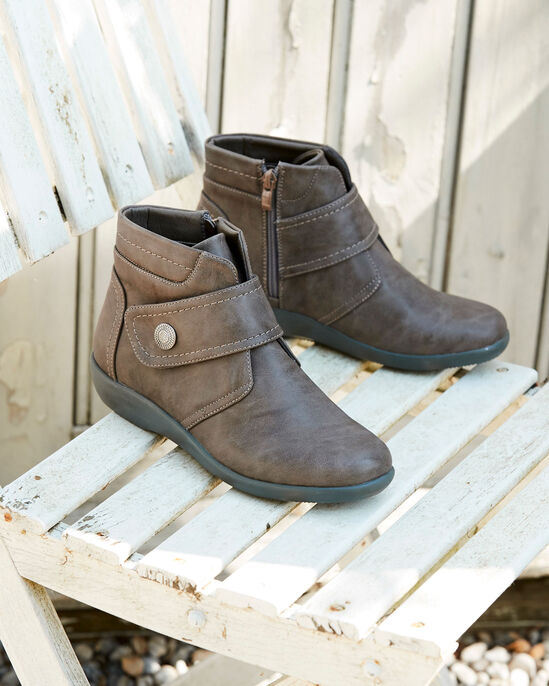 Lightweight Cushion Support Adjustable Boots