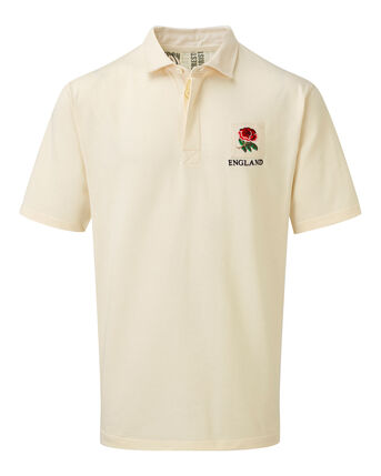 Short Sleeve England Classic Rugby Shirt