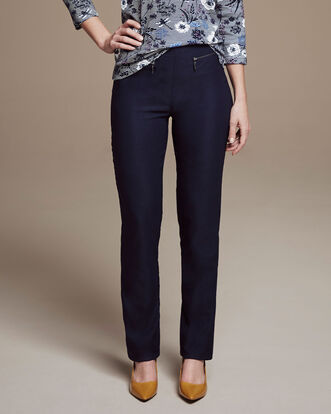Jersey Stretch Pull-on Trousers