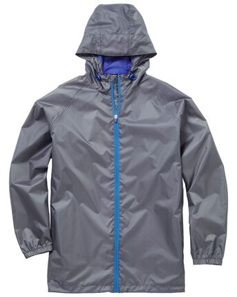Waterproof Breathable Travel Jacket