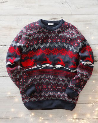 Crew Neck Christmas Jumper