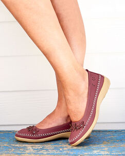 Pack of 2 Flexisole Shoes