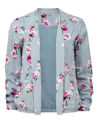 Easy Wear Printed Bomber Jacket