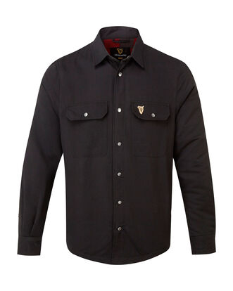 Guinness Fleece Lined Shirt