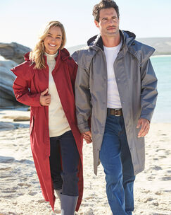 Windermere Waterproof Coat 50""