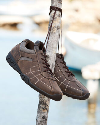 Casual Lace-up Trainers