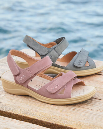Comfort Adjustable Sandals