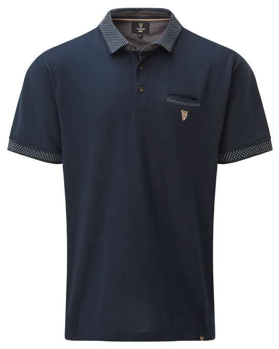 Guinness Pocket Polo Shirt