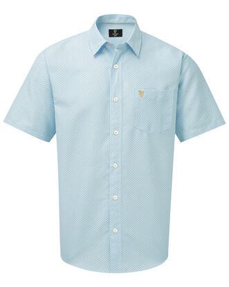 Guinness Short Sleeve Soft Touch Geo Shirt