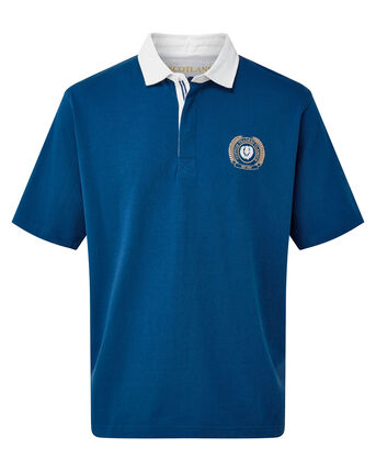 Short Sleeve Scotland Rugby Shirt