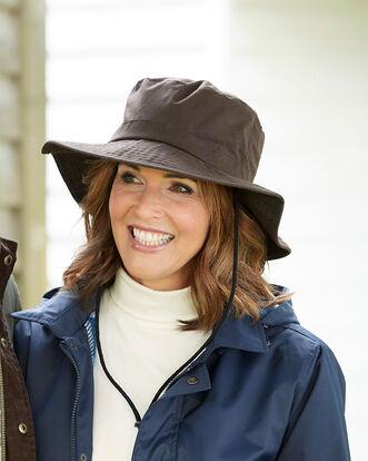 Waterproof Adjustable Toggle Wax Hat