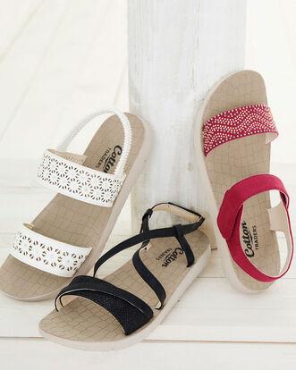 Super Lightweight Cross Over Sandals