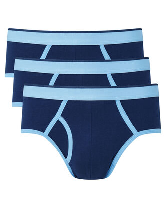 Pack of 3 Contrast Briefs