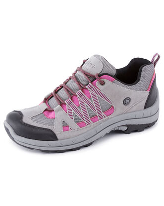 Lace-up Walking Shoes