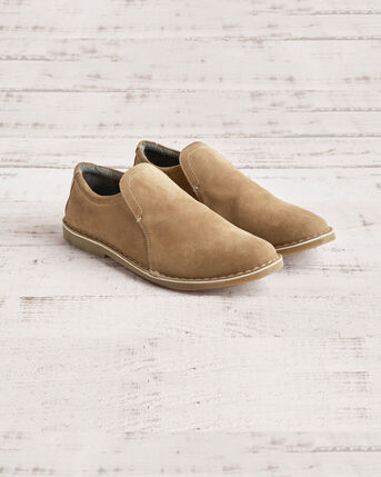 Suede Desert Shoes
