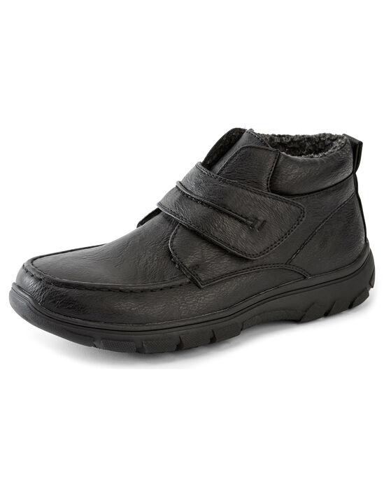 Adjustable Apron Trim Boots