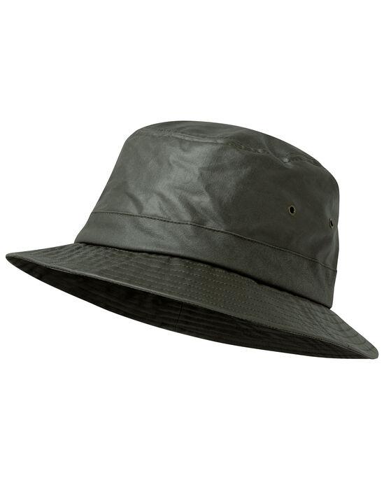 Wax Fedora Hat at Cotton Traders 4b1cb679140