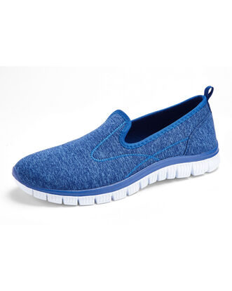 Lightweight Flexi Comfort Slip-on Shoes