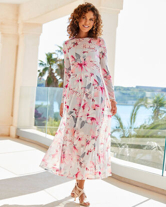 Occasion Mesh Dress
