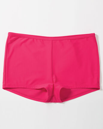Tummy Control Swim Shorts