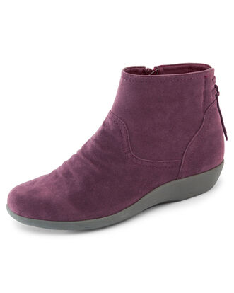 Cushioned Slouch Boots