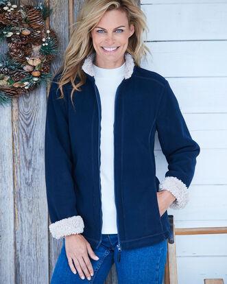 Women's Bonded Fleece Jacket
