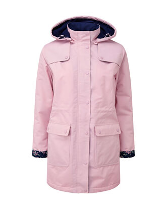 'What Rain?' Waterproof Fleece Lined Jacket