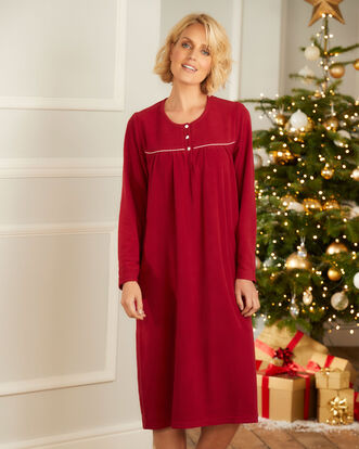 Pack of 2 Fleece Nightdresses