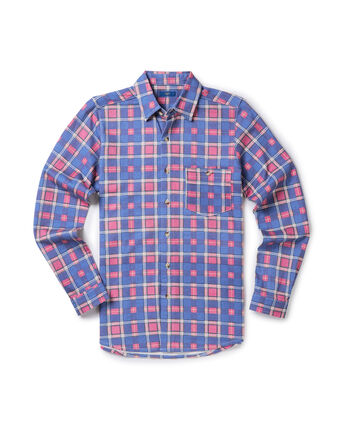 Long Sleeve Printed Jersey Shirt