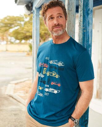 Racing Car Explorer T-shirt