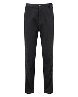 Flat Front Comfort Trousers