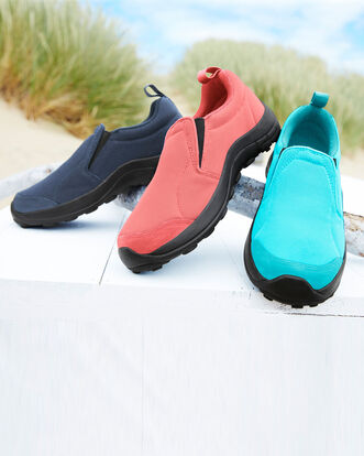 Lightweight Mesh Slip-on Shoes