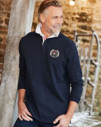 Long Sleeve England Rugby Shirt
