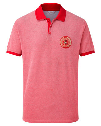 Short Sleeve England Polo Shirt