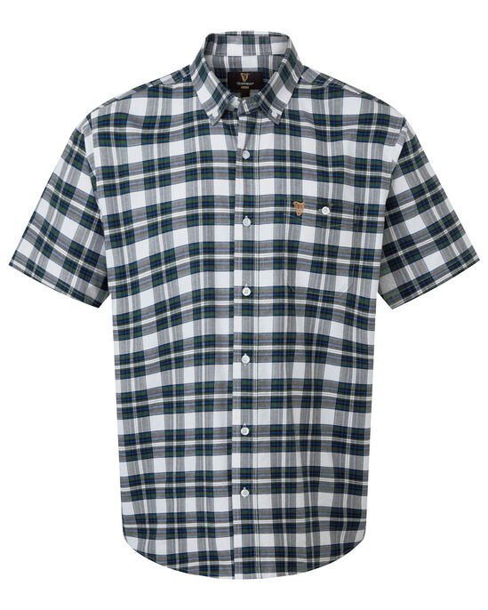 Guinness Short Sleeve Oxford Shirt