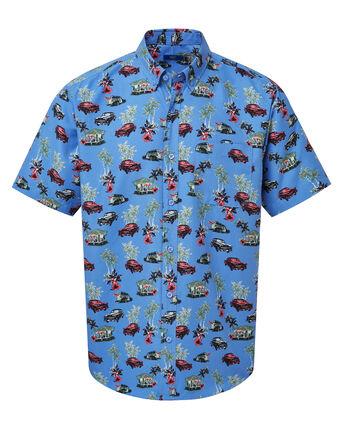 Soft Touch Print Shirt