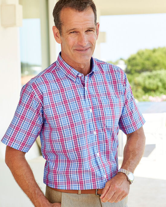 Short Sleeve Casual Classic Shirt