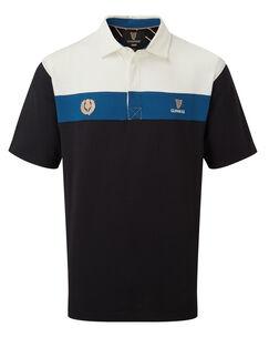 Guinness Short Sleeve Scotland Rugby Shirt