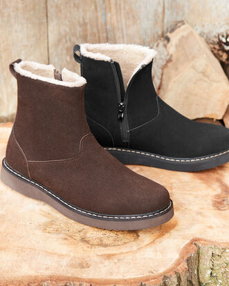 Sherpa Lined Boots